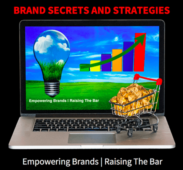 PODCAST Brand Secrets & Strategies